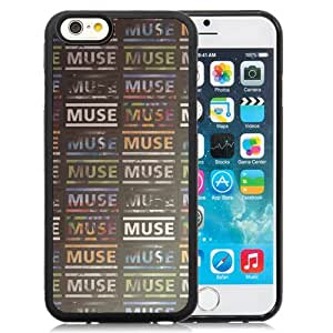 6 case,Unique Design Muse Name Words Graphics Font iPhone 6 4.7 inch TPU case cover