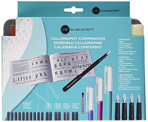 Manuscrit Pen MC150 calligraphie Compendium
