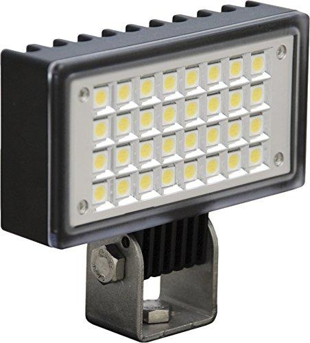 Vision X Lighting XIL-UF32 XIL-UF32-Utility Flood Series Arbeitsscheinwerfer, 32 LED 6W, 500 Lumen, 12-32V, E-Mark