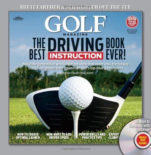 GOLF Magazine The Best Driving Instruction Book Ever!