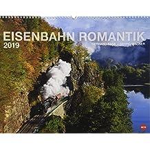 Eisenbahn Romantik - Kalender 2019