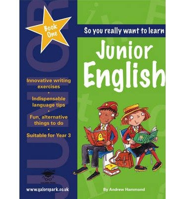 [(Junior English: Book 1)] [ By (author) Andrew Hammond ] [September, 2007]