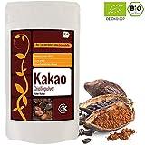 Kakaopulver (Edelkakao) Bio - 500g - Rohes Kakao Pulver - Criollo - stark entölt
