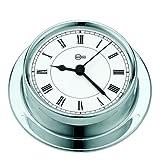 Barigo Tempo S, Quarz-Schiffsuhr, Chrom