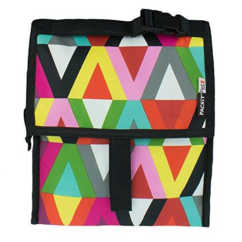 Packit Borsa Termica, Multicolore (Surf Stripe) Multicolore (Viva)