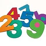 Puzzlematte 86 tlg. – Kinderspielteppich Spielmatte Spielteppich Schaumstoffmatte Matte bunt - 3