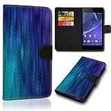 sw-mobile-shop Book Style ZTE Blade L3 Tasche Flip Brieftasche Handy Hülle Kartenfächer für ZTE Blade L3 - Design Flip NEW36