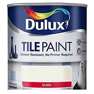 Dulux Paints 600 Ml Tile Paint Jade White