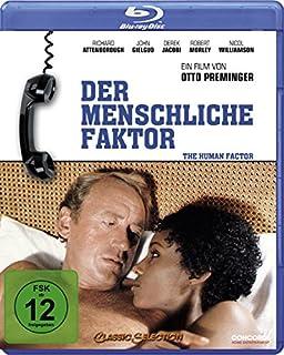 Der menschliche Faktor [Blu-ray]