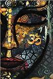 Posterlounge Leinwandbild 40 x 60 cm: Im Buddha Land von Christine Ganz - fertiges Wandbild, Bild auf Keilrahmen, Fertigbild auf Echter Leinwand, Leinwanddruck
