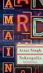 Nekropolis: Kriminalroman (Metro) (Unionsverlag Taschenbücher)