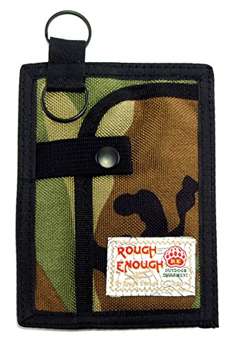 rough-enough-casual-keyholder-credit-card-coin-case-holder-with-2-zip-pockets-safety-camo