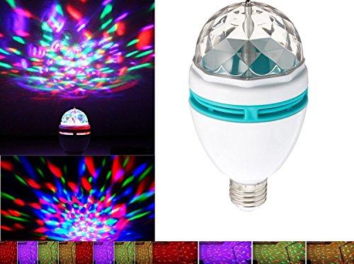 Luce stroboscopica a LED con fase rotante Per discoteca DJ