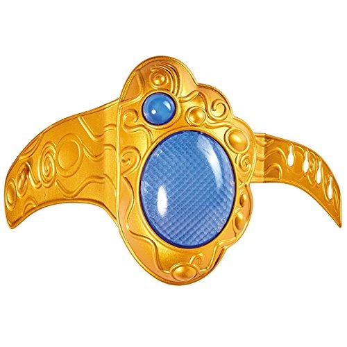Kinder Schmuck Armreif Mia und Me goldenes Armband mit Licht Melodie der Serie • Sound Spielzeug, Mit diesem wunderschönen Armband kann man in die magische Welt von Centopia eintauchen genauso wie Mia