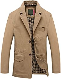 Amazon.fr   Beige - Costumes et vestes   Homme   Vêtements c233bad6b15