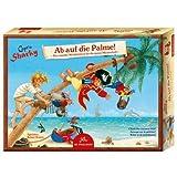 Die Spiegelburg Captn. Sharky, Gesellschaftsspiel - Ab auf die Palme  20999