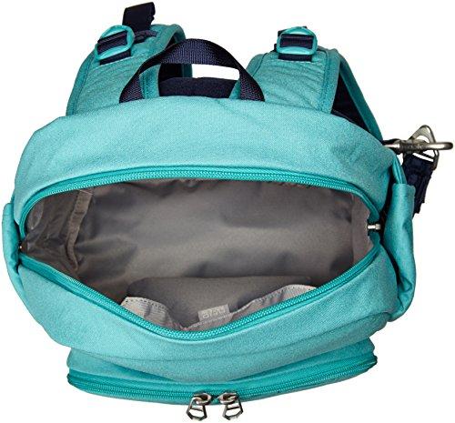 citysafe�?LS300 Rucksack mit Anti-Diebstahl-Details in verschiedenen Farben Lagoon