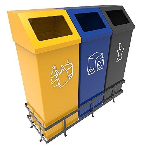 VEJLE Cubos de Basura Reciclaje