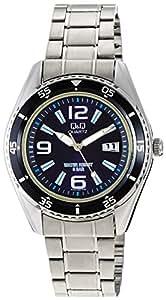 Q&Q Regular Analog Blue Dial Men's Watch - A434N205Y