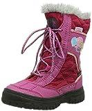 Prinzessin Lillifee 470537, Mädchen Halbschaft Stiefel, Pink (Pink/Rose), 35 EU