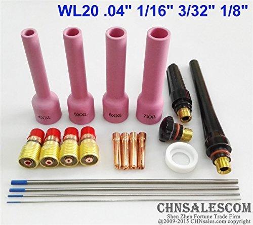 Werkzeuge Schweißen & Löten Supplies 4 Stück Tig Spannhülsengehäuse 13n26 13n27 13n28 13n29 Fit Für Wig-schweißbrenner Wp9 Wp20 Wp25 Serie