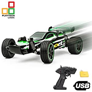 ptl fast rc remote control car racing buggy truggy girls boys toys 2 4ghz 20kph electric radio. Black Bedroom Furniture Sets. Home Design Ideas