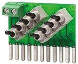 Siemens st72-1200 - Módulo simulador 8 interruptores ed corriente continua