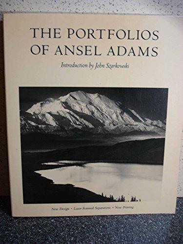Ansel Adams-portfolio (The Portfolios of Ansel Adams (A New York Graphic Society book) (1981-09-21))