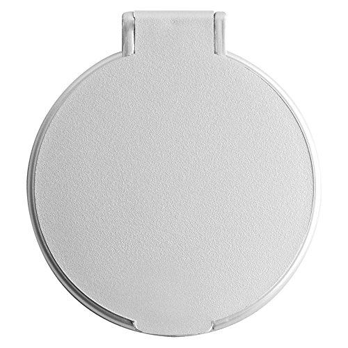 eBuyGB Trousse de Toilette, Silver (Argenté) - 1261616