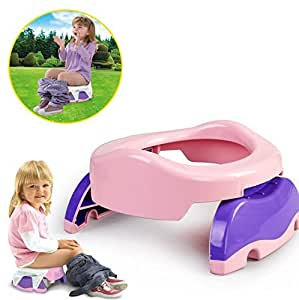 pot b 233 b 233 portable et pliable pot b 233 b 233 en dehors pot de voyage pot de voiture anneau de pot