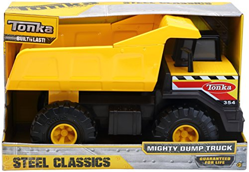 Preisvergleich Produktbild Tonka 93918Aufbewahrungsbehälter Steel Classic Mighty Dump Truck
