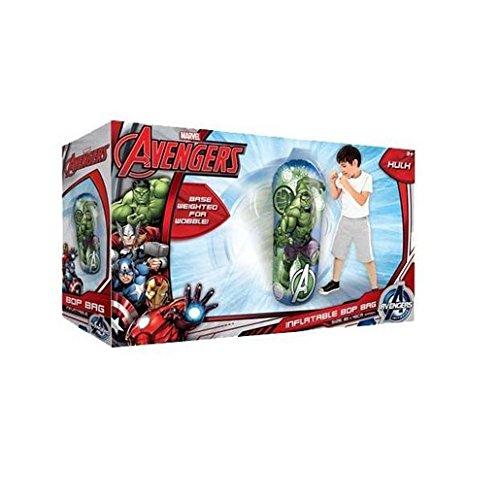 Image of Marvel Avengers Hulk Bop Bag