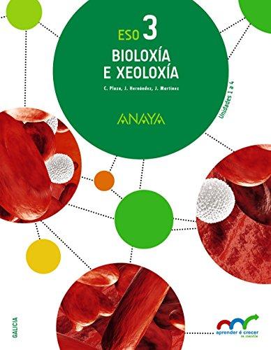 Bioloxía e Xeoloxía 3. (Aprender é crecer en conexión) - 9788467853346