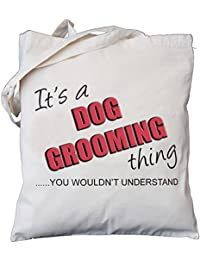 you wouldn/'t understand It/'s a WHIPPET thing Natural Cotton Bag