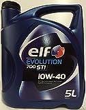 Elf 1951052031 Evolution 700STI 10-W40 Semi-SyntheticOil - 5L