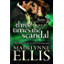 Three Times the Scandal (Scandalous Seductions Book 4)