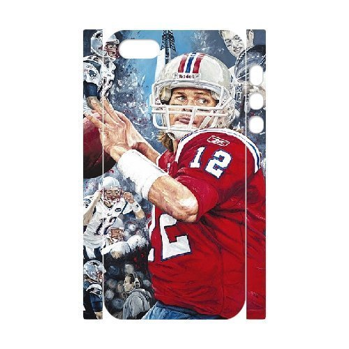3D Tom Brady Series, For SamSung Galaxy Note 3 Phone Case Cover Tom Brady Posters For SamSung Galaxy Note 3 Phone Case Cover [White]