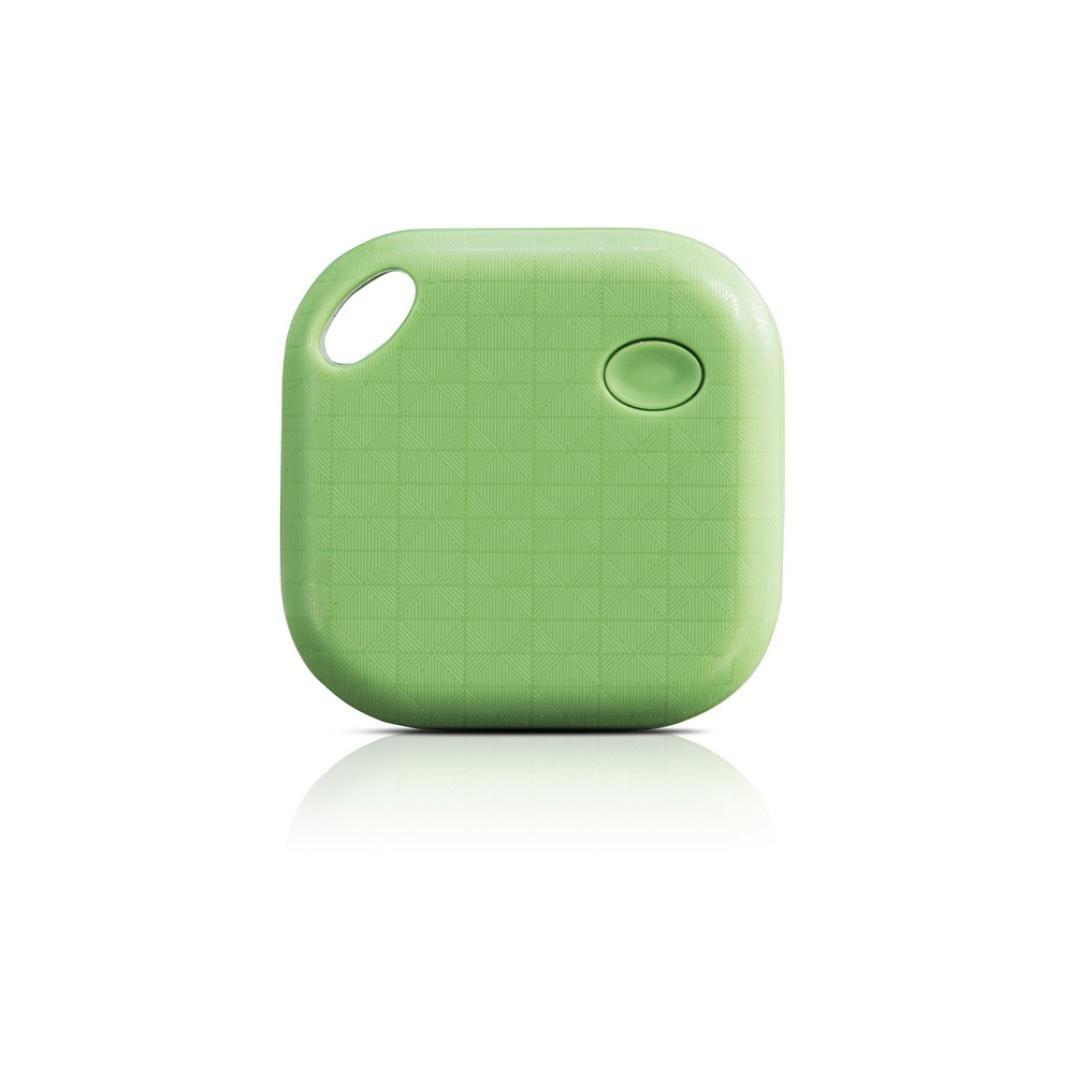 Taottao Bluetooth Smart Mini tag Tracker Pet bambino portafoglio Key Finder GPS Locator allarme, Gre