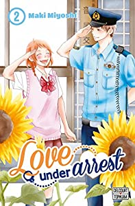 Love under Arrest Edition simple Tome 2