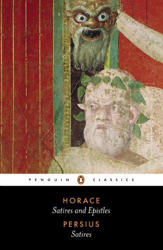 The Satires of Horace and Persius (Penguin Classics) (English Edition) Horace-shorts