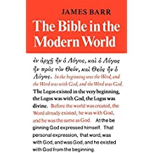 Bible in the Modern World