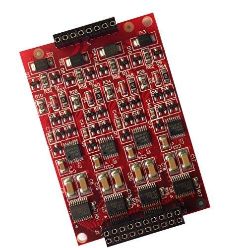 Quad FXO Module X400M for TDM800P AEX800 TDM2400P,Quad FXO Port - Fxs Phone Ports