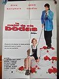 Original International Spanish Movie Poster La Mejor De Mis Bodas The Wedding Singer Adam Sandler Drew Barrymore