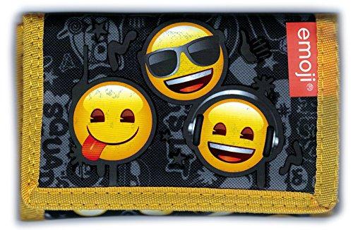 Emoji Kinder Geldbörse Geldbeutel Portemonnaie