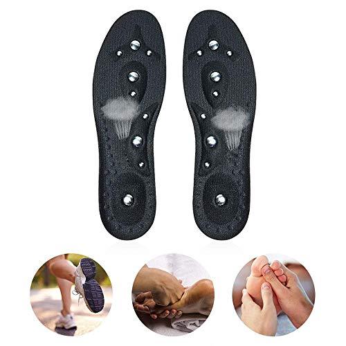 Sport & Unterhaltung Einlegesohlen 1 Paar Männer Frauen Sport Einlegesohlen Fördern Blut Magnetische Massage Schuh Einlegesohle Abnehmen Gewicht Verlust Fuß Magnetische Massage Gesundheit Pflege Mit Traditionellen Methoden
