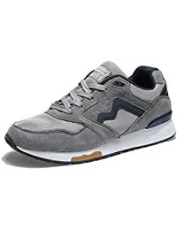 Hommes Lumière Chaussures De Course Autumn New Mesh Respirable Casual Shoes Youth Lacer Baskets