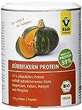 Raab Vitalfood Bio Kürbiskern-Protein Pulver, reines Proteinpulver mit 59 %...