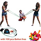 Catapult Water Balloon Slingshot / Cannon / Launcher, 50 Water Balloons