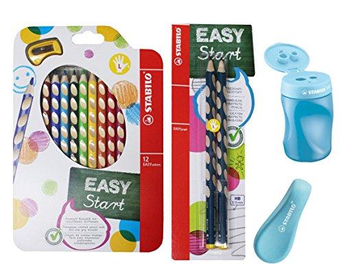 Stabilo XL-Schreibset 1 Klasse, dicke Bleistifte