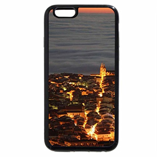 iPhone 6S / iPhone 6 Case (Black) sao lourenco portalegre portugal at dusk